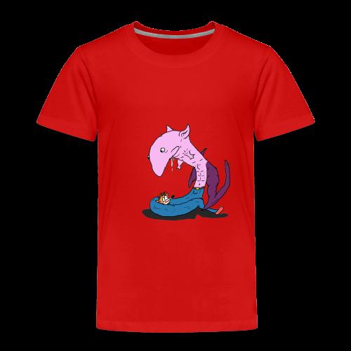 Porchi (2) - Kids' Premium T-Shirt