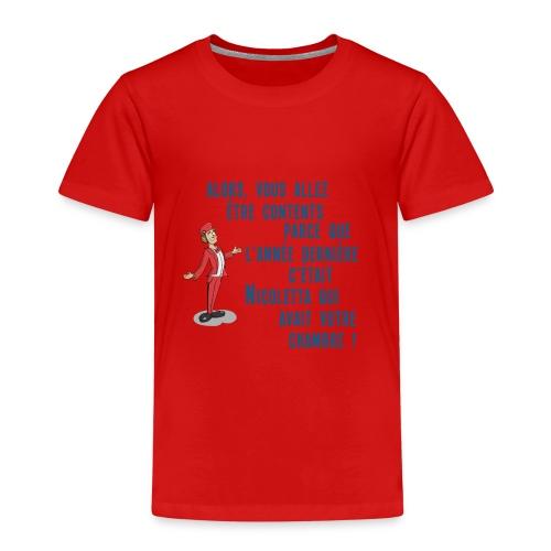 Nicoletta - T-shirt Premium Enfant