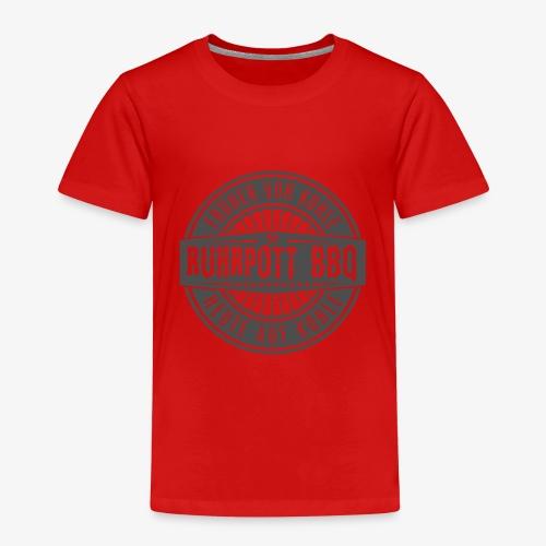 logo2017 transparent tesrtgray 4 - Kinder Premium T-Shirt
