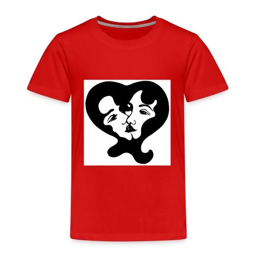 Girl Action - Kids' Premium T-Shirt