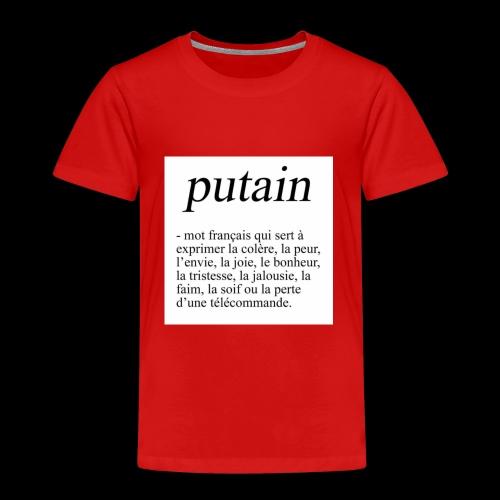 TA PHRASE - T-shirt Premium Enfant
