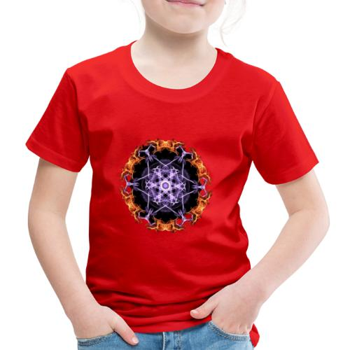 Fire Circle Geschenk Idee - Kinder Premium T-Shirt