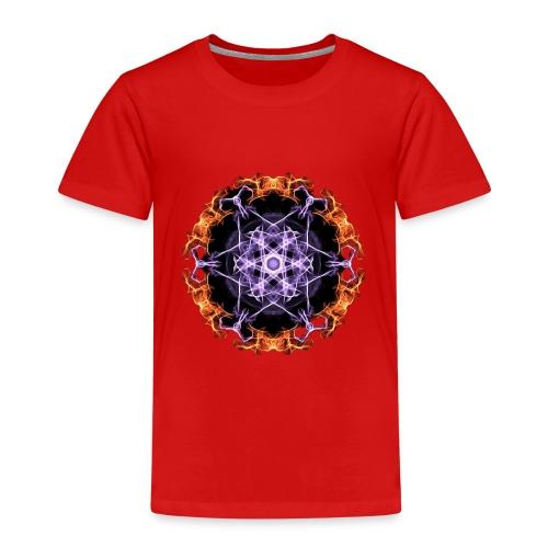 Fire Circle Geschenk Idee - Kinder Premium T-Shirt
