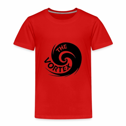 vortex logo no background - Kids' Premium T-Shirt