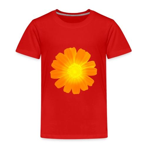 Galician Flower white 8 - Kinder Premium T-Shirt