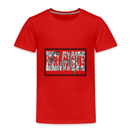 Belgique - T-shirt Premium Enfant