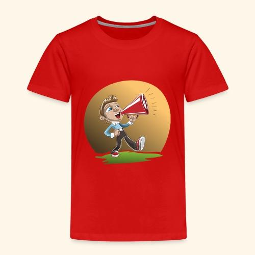 loud speaker - T-shirt Premium Enfant