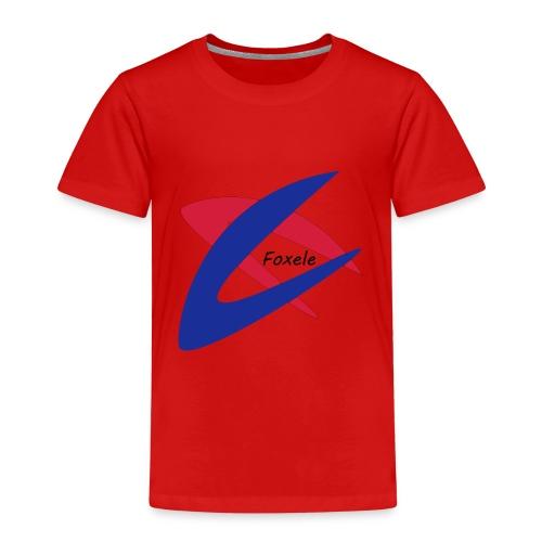 Red/Blue - Kids' Premium T-Shirt