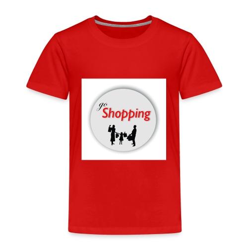 logo go shopping - Camiseta premium niño