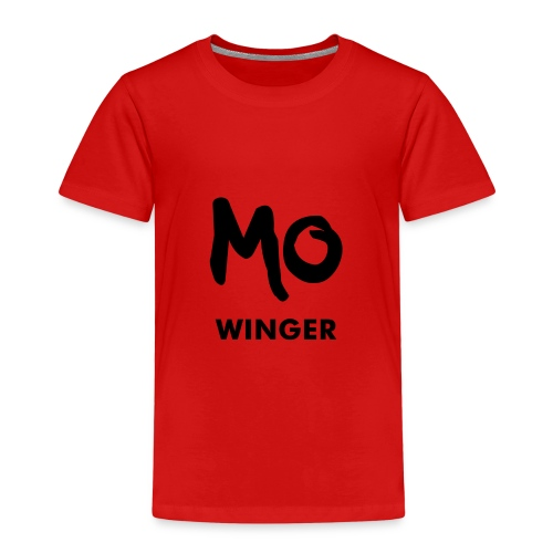 FOOTBALL WINGER - Kinder Premium T-Shirt