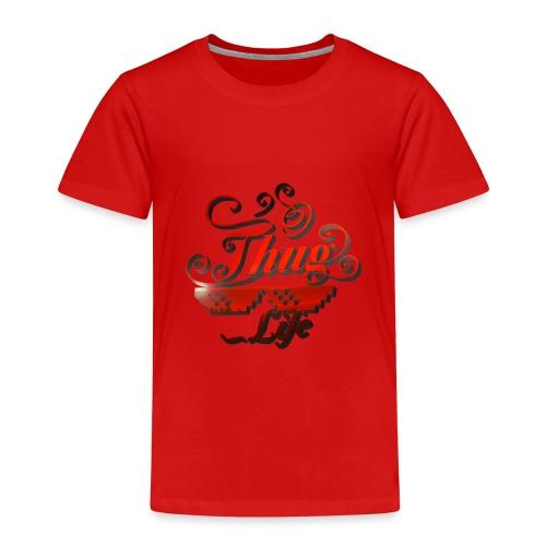 vida de cholo - Camiseta premium niño