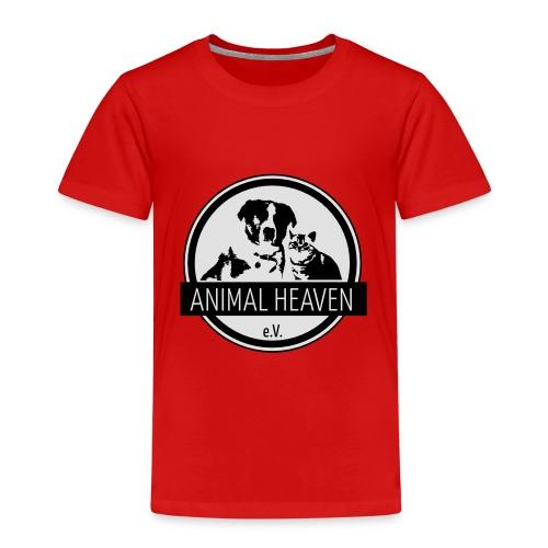 Animal Heaven e.V, Logo - Kinder Premium T-Shirt