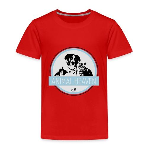 Animal Heaven e.V. Logo - Kinder Premium T-Shirt
