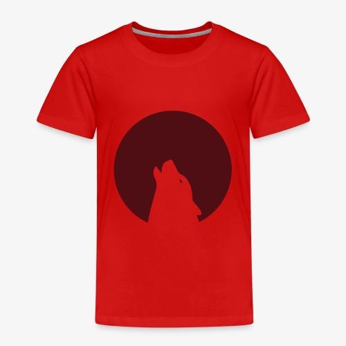 Logo Iconrot - Kinder Premium T-Shirt