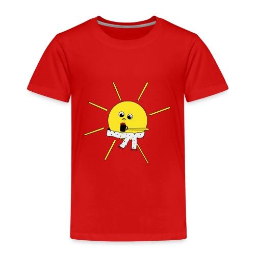 Der Sonne ist kalt - Kinder Premium T-Shirt
