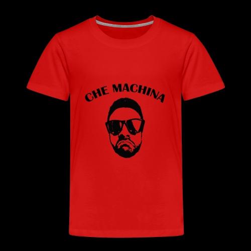 CHE MACHINA - Maglietta Premium per bambini