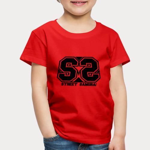 SS Streetsamurai STAR - Kinder Premium T-Shirt