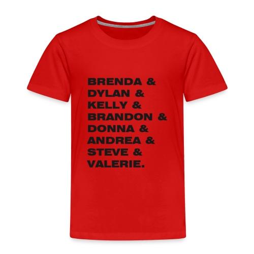 SERIES ADDICTED - 90210 - Maglietta Premium per bambini