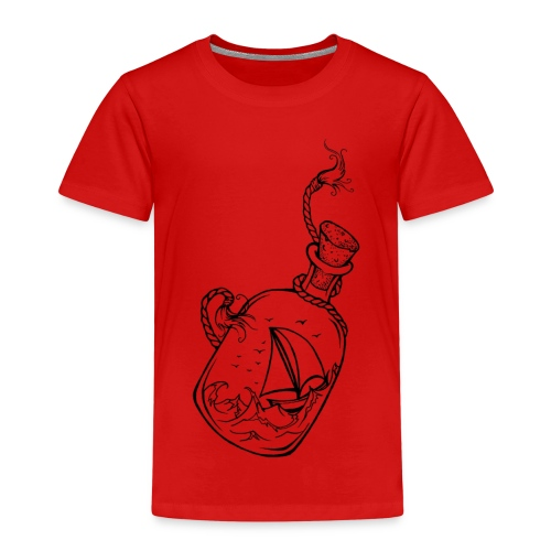 bouteille à la mer 2 - T-shirt Premium Enfant