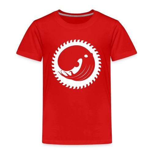 ZOURIT WOODSHOP BLANC - T-shirt Premium Enfant