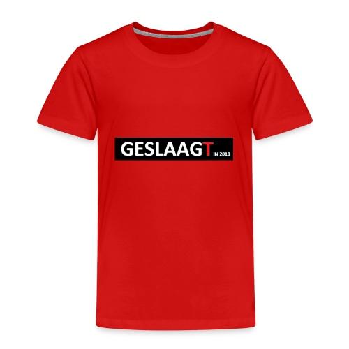 geslaagt01 - Kinderen Premium T-shirt