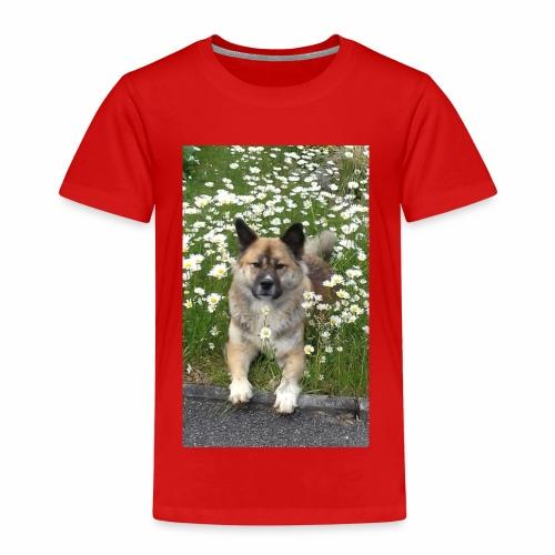 927CF7C8 963E 4CD7 A620 DF3B6486B56D - Kinder Premium T-Shirt