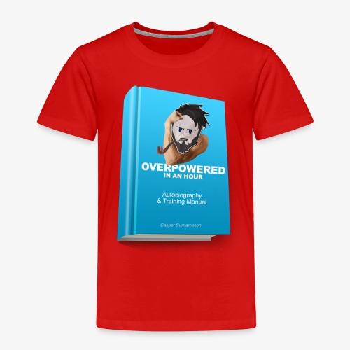 overpoweredshirt - Børne premium T-shirt