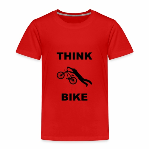 THINK BIKE - Kids' Premium T-Shirt