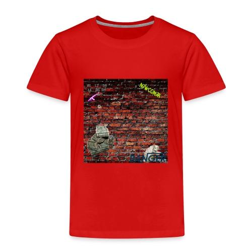 Bulldogger! - Kinder Premium T-Shirt