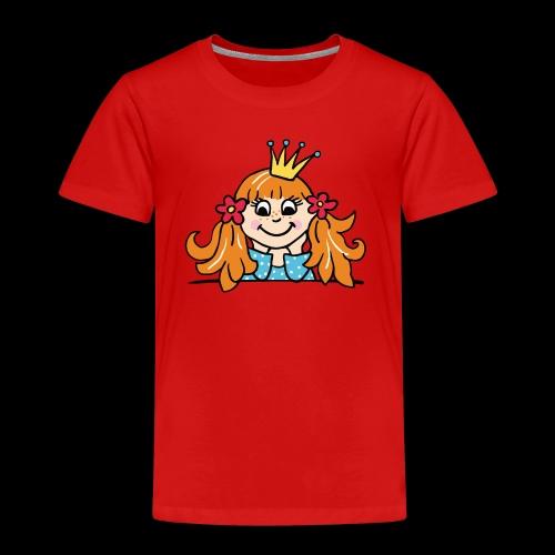 Kleine Prinzessin - Kinder Premium T-Shirt