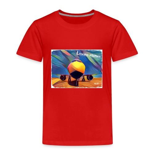 Loving planes - Camiseta premium niño