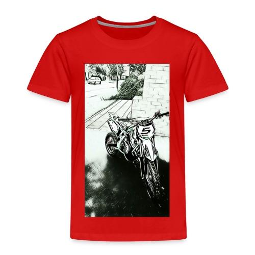 Pocket cross - T-shirt Premium Enfant