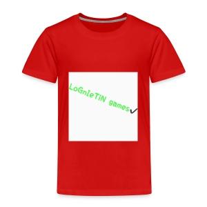 Loginmok - Kinderen Premium T-shirt