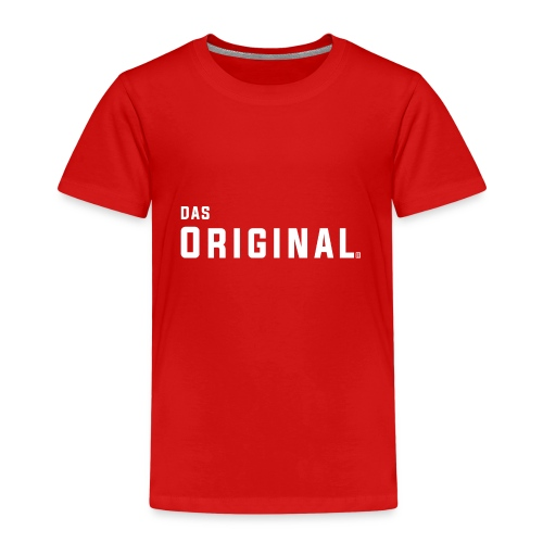 Das Orignal - Kinder Premium T-Shirt