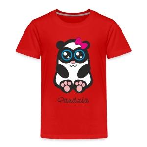 Pandzia - Koszulka dziecięca Premium
