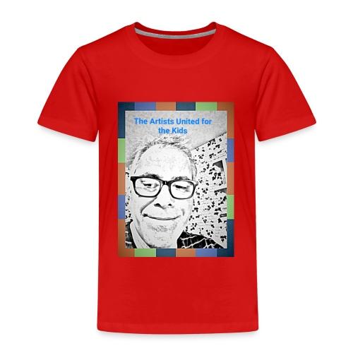 Artists United for the Kids - T-shirt Premium Enfant