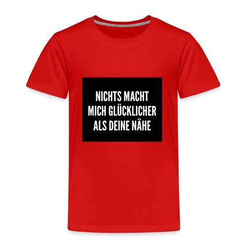 Glücklich - Kinder Premium T-Shirt