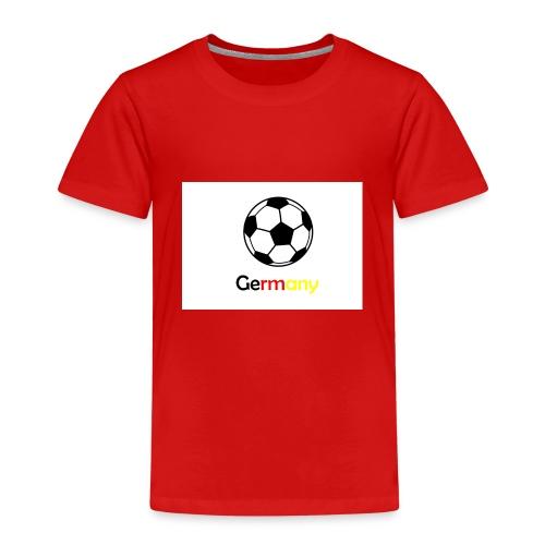 Germany/Football - Kinder Premium T-Shirt