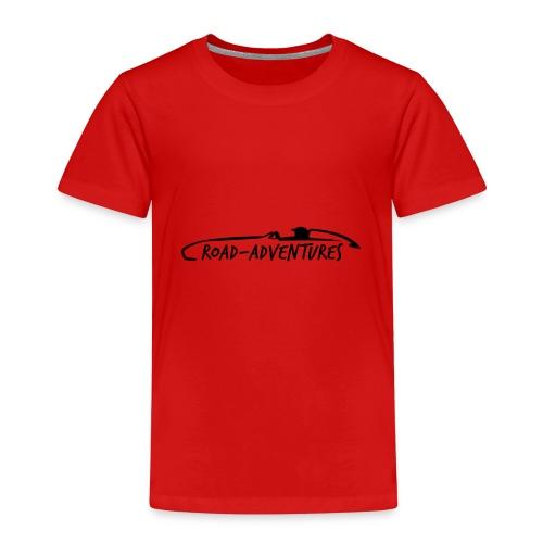 RoadAdventures - Kinder Premium T-Shirt
