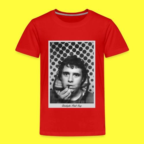 The Face - T-shirt Premium Enfant