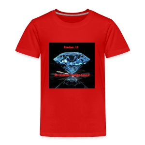 Random LR Logo - Kinderen Premium T-shirt
