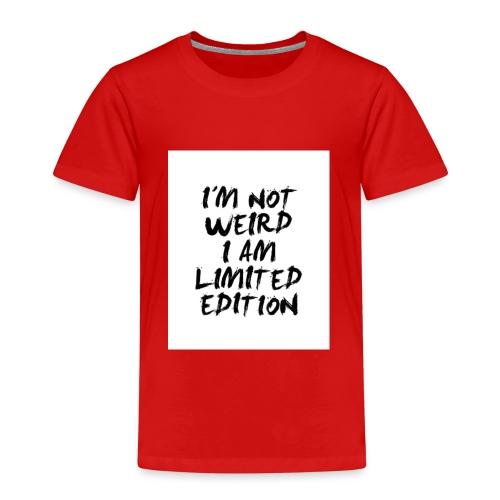 Limitet Edition - Kinder Premium T-Shirt