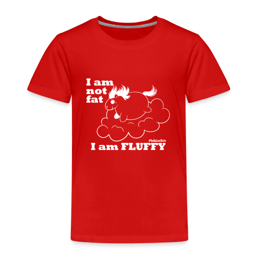 fluffy_baby - Kinder Premium T-Shirt