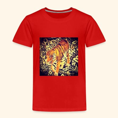 tiger gun 111 - Kids' Premium T-Shirt