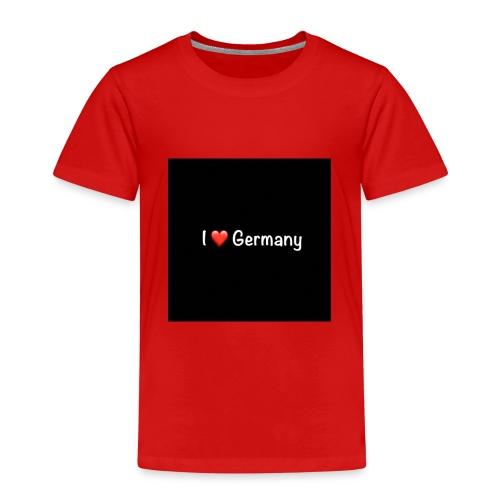 Germany - Kinder Premium T-Shirt