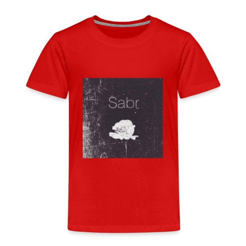 sabr - Kinder Premium T-Shirt