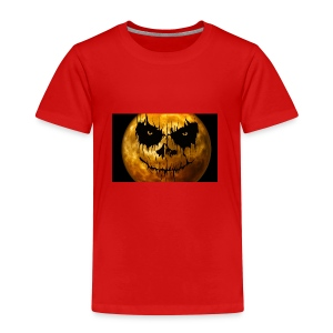 Halloween Mond Shadow Gamer Limited Edition - Kinder Premium T-Shirt