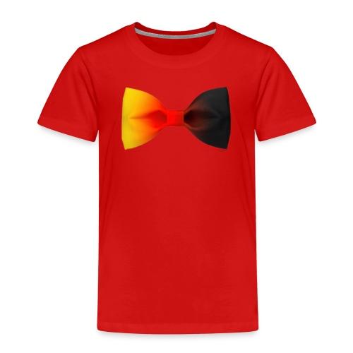 Deuschland Fliege - Kinder Premium T-Shirt