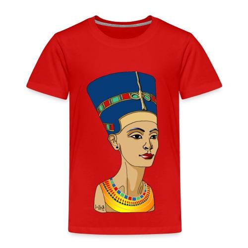 Nofretete - Die Schöne, die da kommt - Kinder Premium T-Shirt