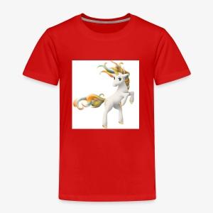 Love Unicorn - Kinder Premium T-Shirt